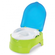 Горшок 2 в 1 My Fun Potty