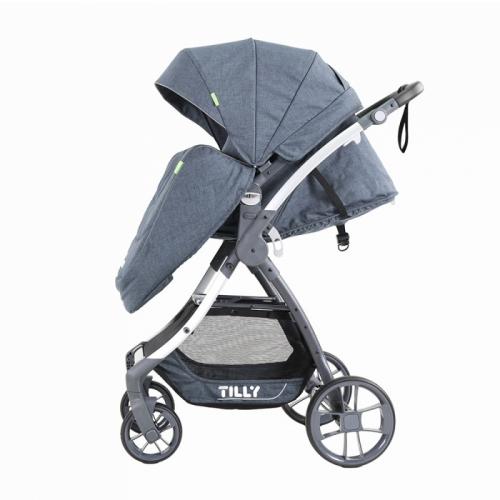 Прогулочная коляска Baby Tilly Cross T-171