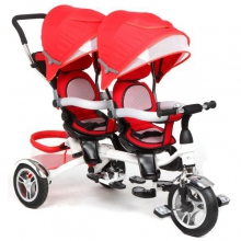 Велосипед для 2 детей Capella Twin Trike 360