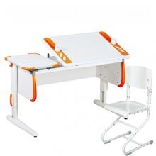 Парта Дэми White-Techno Maxi СУТ-31